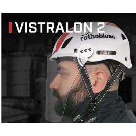 Helmet with Long Visor