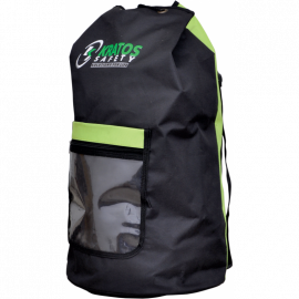 MULTI USE CYLINDRICAL PVC BACKPACK