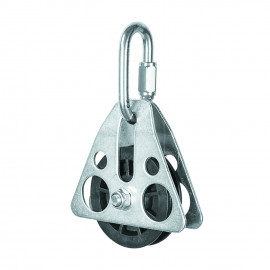 Pulley for tripod