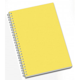 Topographic notebook for caving