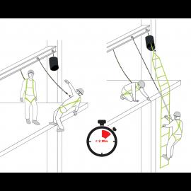 Rescue Ladder 6M