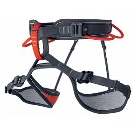 Attack sit harness