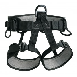 FALCON - Black Safety Harness