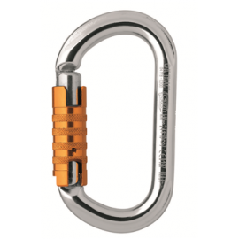 Petzl TRIACT Triple Action carabiner