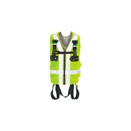 Safety Harness with Hi is Jacket
